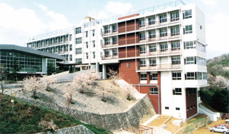 第6期工事完成(1983年)